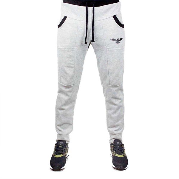 Grey Eagle Jogger Front