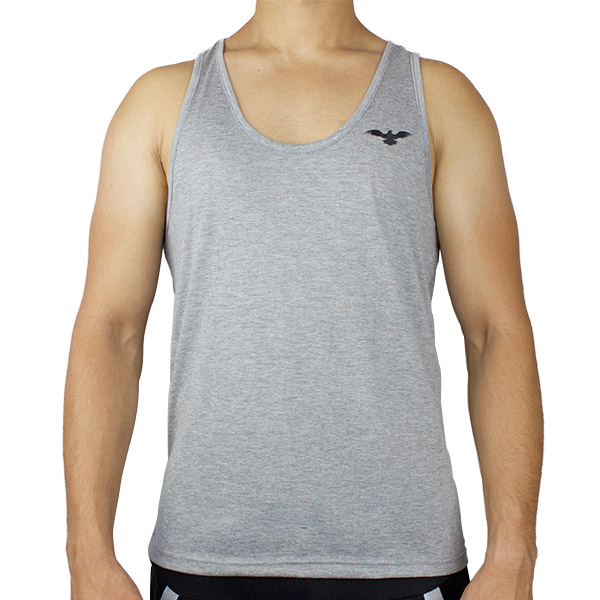 Stringer Tank Grey Front